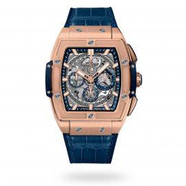 Hublot Spirit of Big Bang King Gold Blue 641.OX.7180.LR 42mm
