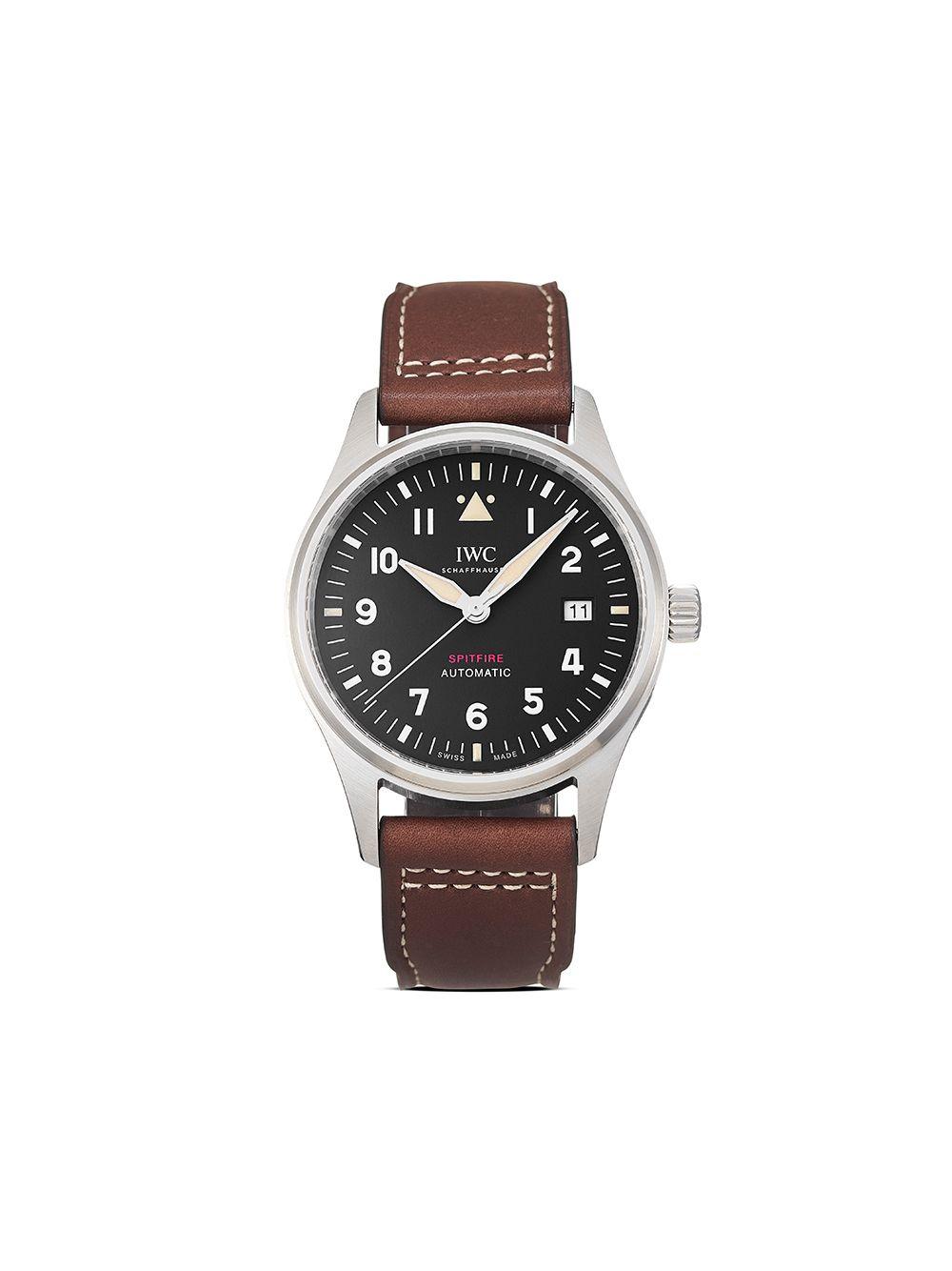 IWC Schaffhausen 2021 unworn Pilot's Watch Automatic Spitfire 39mm - Black