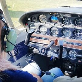 Introductory 30 Minute Flying Lesson with Sheffield Aero Club for One
