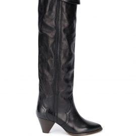 Isabel Marant Remko over-the-knee boots - Black
