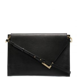 Isabel Marant Tryne envelope shoulder bag - Black