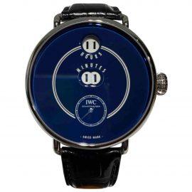 Iwc N Blue Steel Watch for Men