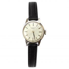 Iwc N Silver Steel Watch for Women