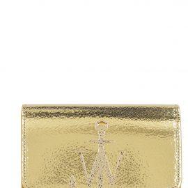 J.W. Anderson Anchor Logo Leather Shoulder Bag