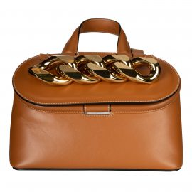 J.W. Anderson Small Chain Lid Shoulder Bag