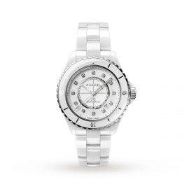 J12 Automatic Ladies Watch