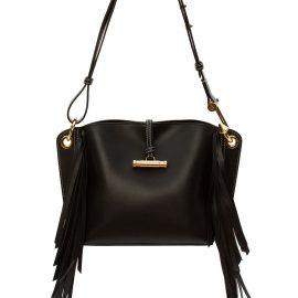 JW Anderson Hoist fringed shoulder bag - 999