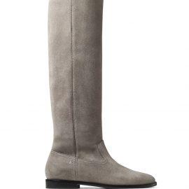 Jimmy Choo Bree knee-high boots - Grey