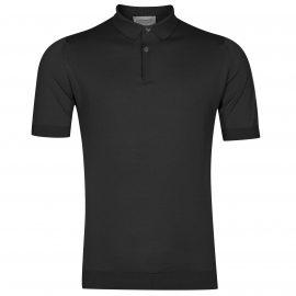 John Smedley Rhodes in Flannel Grey Shirt-LGE