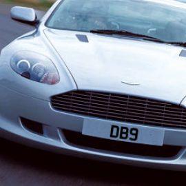 Junior Aston Martin Driving in Loughborough