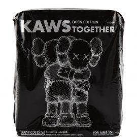 """KAWS """"Together"""" Companion figure - Grey"""