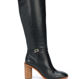 Kurt Geiger London Ruby knee-length boots - Black