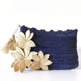 LISA evening/ occasion Purse bag- Natural or Blue