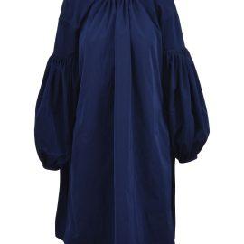 Lace Detail Bishop Dress