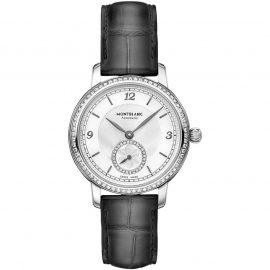 Ladies Montblanc Star Legacy Small Second Automatic Diamond Watch