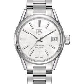 Ladies TAG Heuer Carrera Automatic Watch WAR2411.BA0776