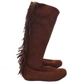 Lanvin Cowboy boots