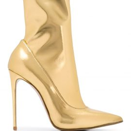 Le Silla Eva ankle boots - Gold