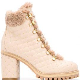 Le Silla St. Moritz ankle boots - Neutrals