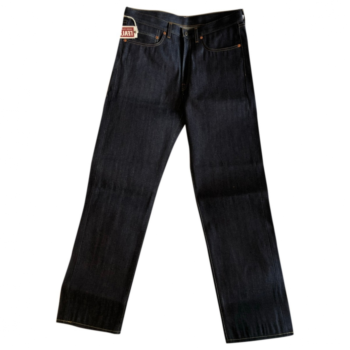 Levi's N Blue Cotton Jeans for Men