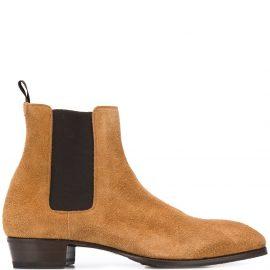 Lidfort Desert Oasis chelsea boots - Brown