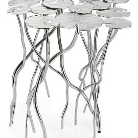 Lily Pad Accent Table