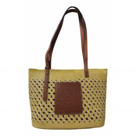 Loewe Basket Bag cloth tote