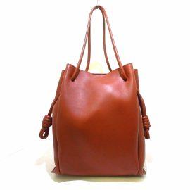 Loewe Flamenco leather tote