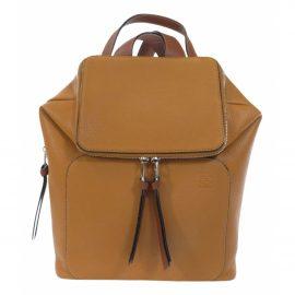 Loewe Leather backpack