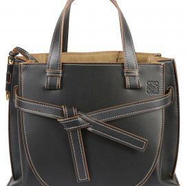 Loewe Small Gate Top Handle Shoulder Bag