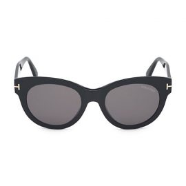 Lou 53MM Cat Eye Sunglasses