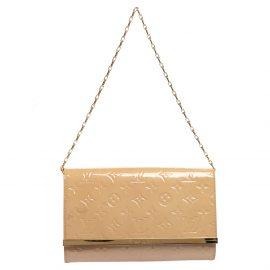 Louis Vuitton Dune Monogram Vernis Ana Clutch Bag