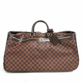 Louis Vuitton Eole cloth travel bag
