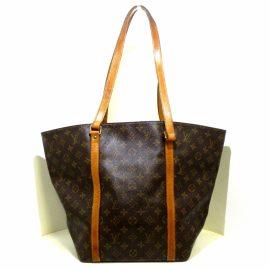 Louis Vuitton Shopping cloth crossbody bag