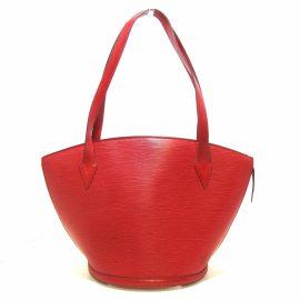 Louis Vuitton Shopping leather crossbody bag