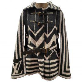 Louis Vuitton Wool cape