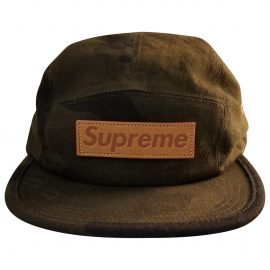 Louis Vuitton x Supreme Cap