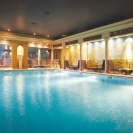 Luxury Spa Day with a Treatment and Lunch or Afternoon Tea for Two at Rowhill Grange Utopia Spa