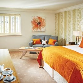 Luxury Two Night Spa Escape with Dinner and 50 Minutes of Treatments at Rowhill Grange for Two