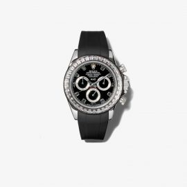 MAD Paris - Customised Pre-Owned Rolex Cosmograph Daytona Watch - Men's - Sapphire Glass/Steel