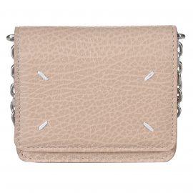 Maison Margiela Stitch Logo Chain Mini Bag
