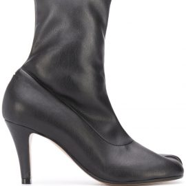 Maison Margiela Tabi sock-style ankle boots - Brown