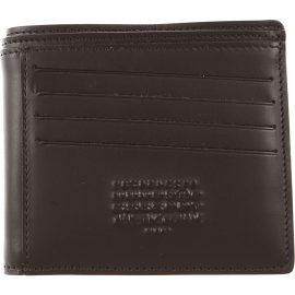 Maison Margiela Wallet for Men On Sale in Outlet, Black, Leather, 2021