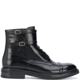 Malone Souliers George ankle boots - Black