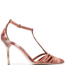Malone Souliers Ila leather pumps - Neutrals