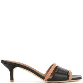 Malone Souliers Laney 45mm mules - Black