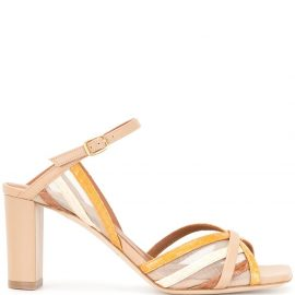 Malone Souliers Prudence strappy sandals - Brown