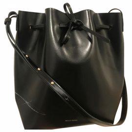 Mansur Gavriel Bucket Bag leather bag