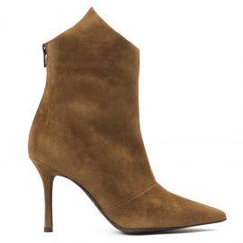Marc Ellis Camel Suede Ankle Boots