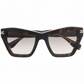 Marc Jacobs Eyewear Icon cat-eye sunglasses - Brown
